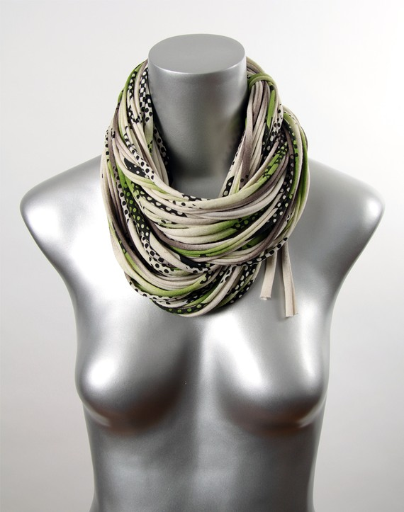 Jewelry Summer Mens Womens Neck Scarves Circle Chunky Jersey Cotton Cowl Neck Scarves Men
